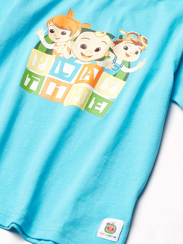 Cocomelon Boys Tee-Shirt