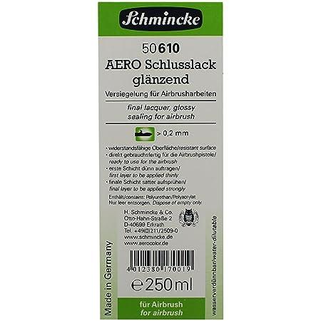 Schmincke Aero Final Lacquer Glossy 50 610 Airbrush Paint