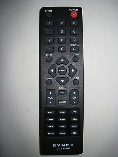 Dynex DX-46L262A12 Rev.A TV Drivers Windows