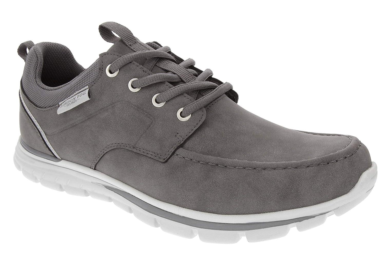 Castle Comfort Casual Sneaker Grey 9.5