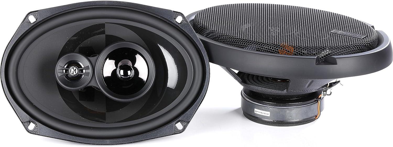 "Memphis PRX6903 6"" x 9"" 60W RMS 3-Way Coaxial Speakers 81nMFqEp2BtLSL1500_"