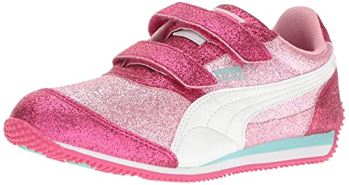 531b59aba4904 PUMA Steeple Glitz Glam V Kids Sneaker (Toddler/ Little Kid/Big Kid)