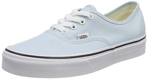 Vans - UA Authentic Baby - VA38EMQ6K - El Color  Celeste - Talla  6.0 ef0c6960206