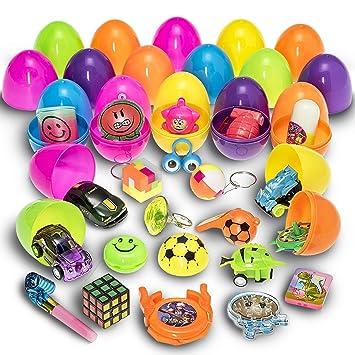 Y Prextex Juguete Juguetes Recuerdos Mini 30 Pascua De Huevos Rellenos mnNyv0O8wP