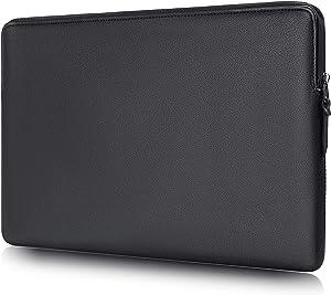 13-13.3 Inch Laptop Sleeve PU Case for MacBook Air/Pro, Acer Chromebook R 13, ASUS ZenBook 13, HP Envy/Spectre X360 13.3, Lenovo Yoga 720/730 13.3,Dell XPS 13/Inspiron 13, HP Samsung Lenovo Laptop Bag
