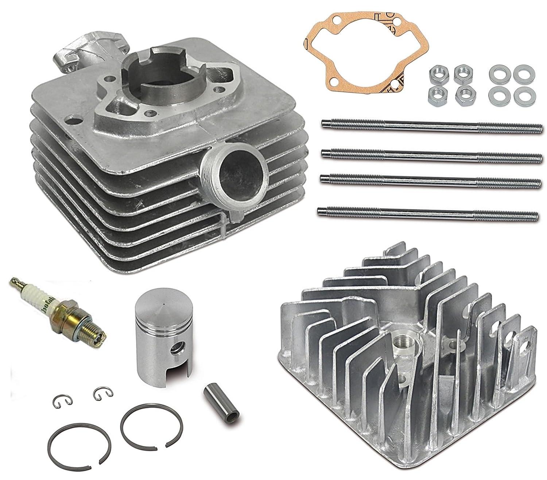 Zylinder Komplett Set fü r Simson S50 FEZ