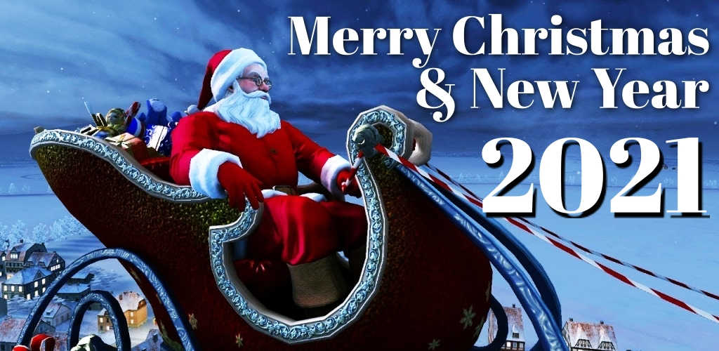 Secondlife Christmas 2021 Amazon Com Merry Xmas Wishes Happy New Year 2021 Appstore For Android