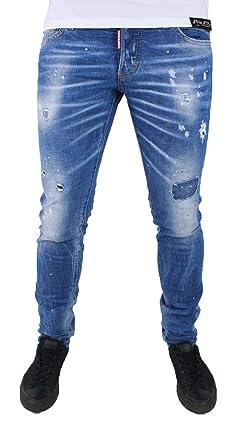 1e1e74332ba30 DSquared2 Slim Jean S71LB0090 S30144 470 Jeans Dsquared D2  Amazon ...