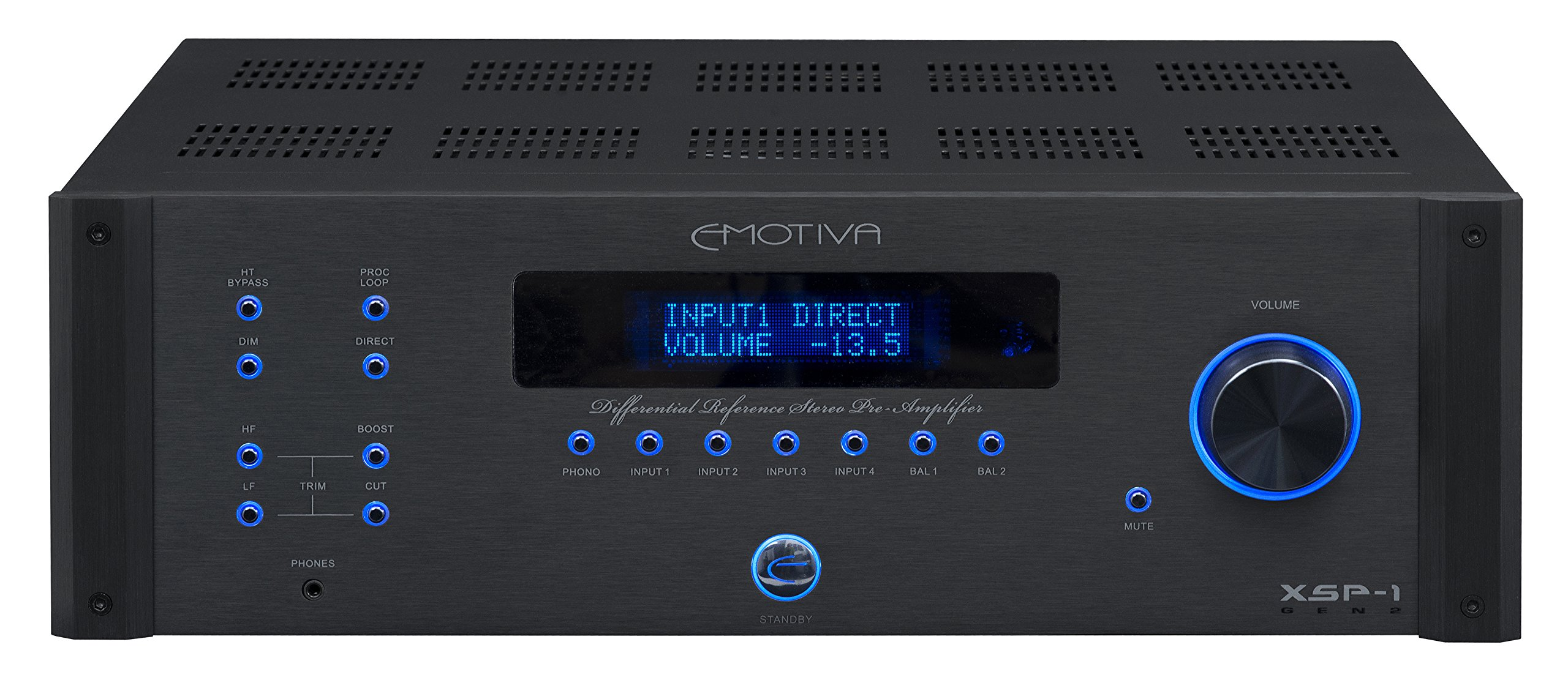 Emotiva Audio XSP-1 Differential Reference Preamp by Emotiva Audio