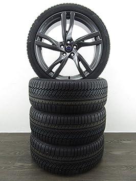 4 ruedas de invierno de 19 pulgadas para Volvo S90 V90 V40CC S60CC V60CC Conti MAK STOCKHOLM CONTINENTAL: Amazon.es: Coche y moto