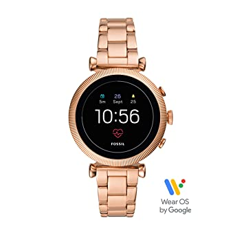 Amazon.com: Fossil Touchscreen Smartwatch (Model: FTW6040 ...