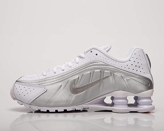 Chaussures dAthlétisme garçon GS Nike Shox R4 Garçon Sports et Loisirs