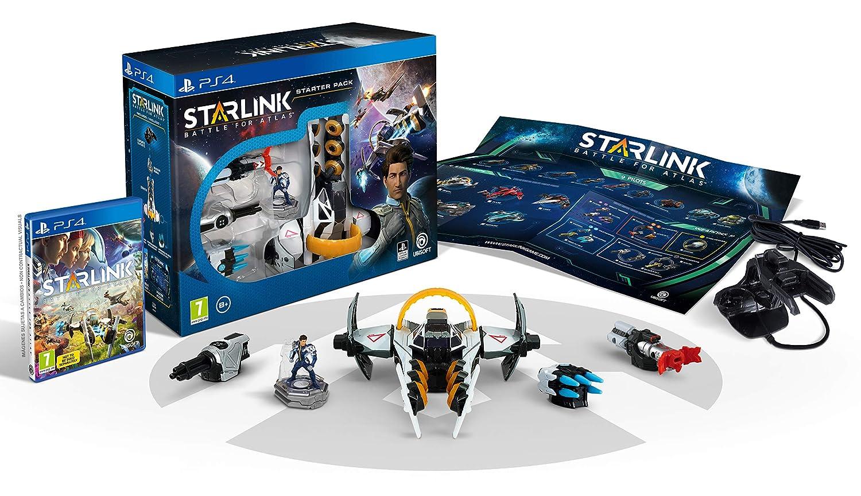 Starlink: Battle for Atlas para PS4 Starter Pack