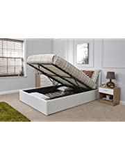 Bed Frames Single Amp Double Bed Frames Amazon Uk