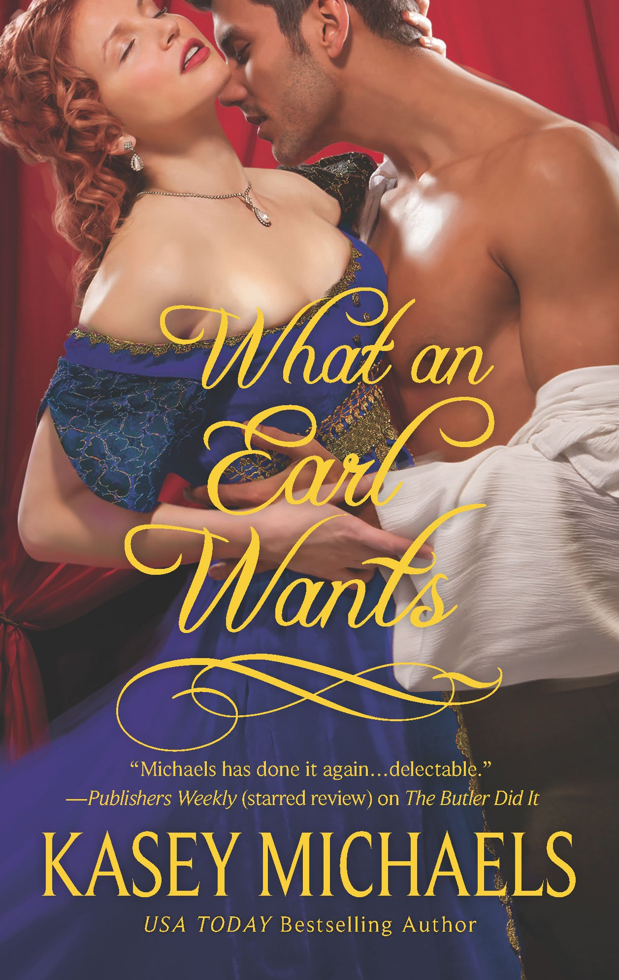 Read Online What An Earl Wants (The Redgraves) PDF