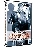 Demasiado Tarde para Lágrimas v.o.s. DVD 1949 Too Late for Tears
