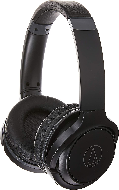Audio Technica ATH-S200BT - Auriculares in-ear inalámbricos, color negro