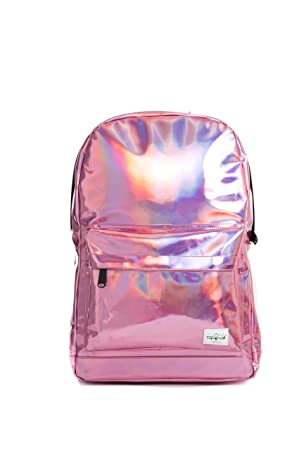 e68a7ee6403 Spiral Unisex's OG Backpack, Pink, One Size: Amazon.co.uk: Sports ...