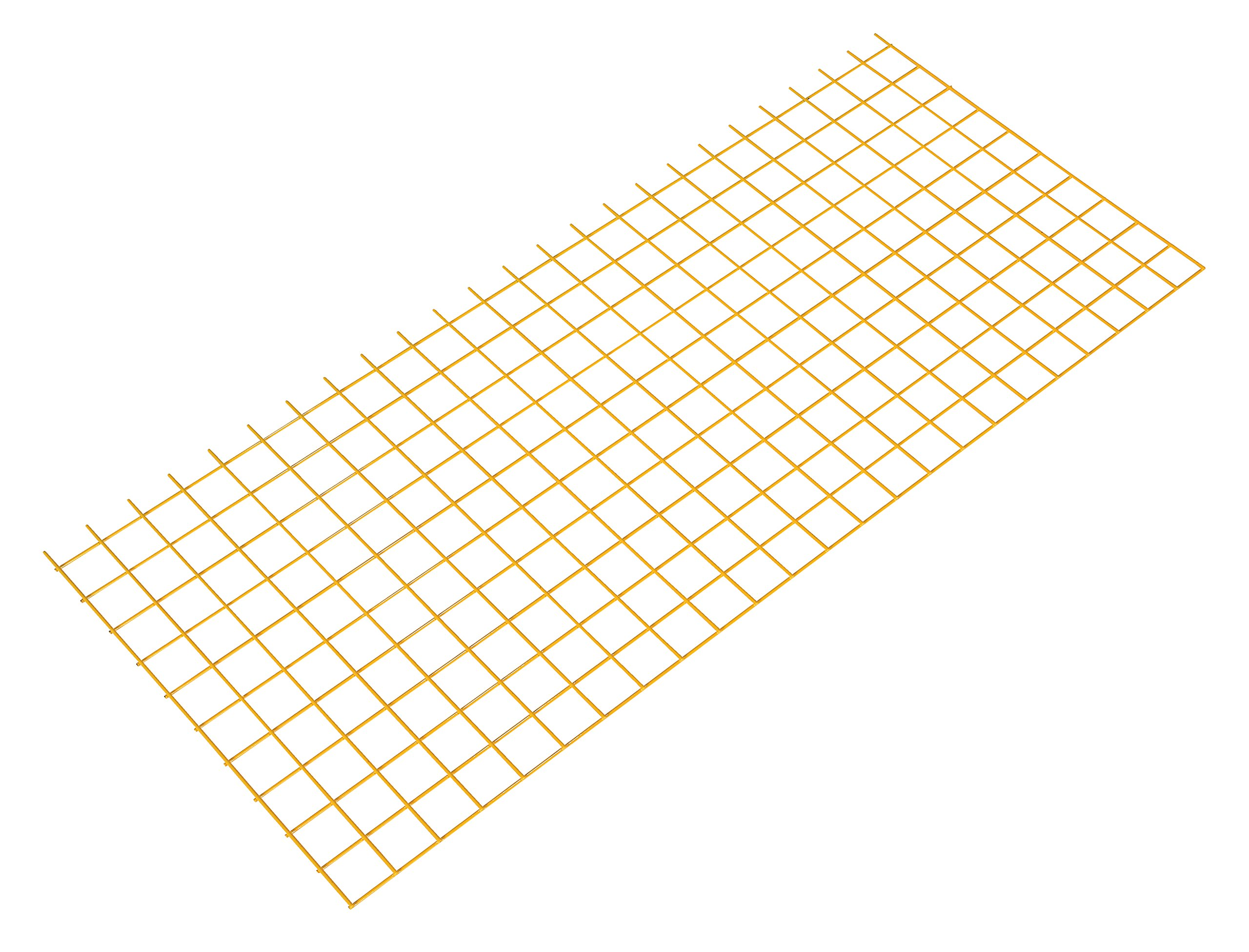 IHS WM-48 Wire Mesh for Steel Square Handrail, 48'' Length, 22'' Height