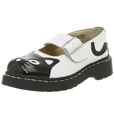 T.U.K. Shoes T2006 Womens Cat Mary Janes 02fb620d2