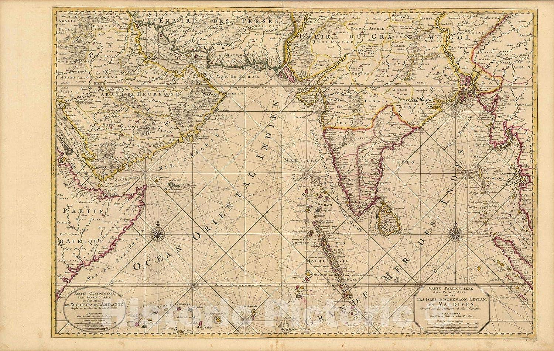 Amazon Com Historic Map World Atlas Map Carte