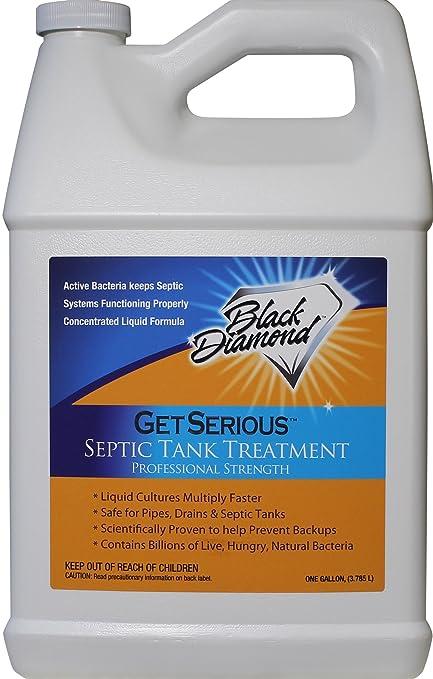 Get Serious Líquido de tratamiento para fosa séptica, con ...