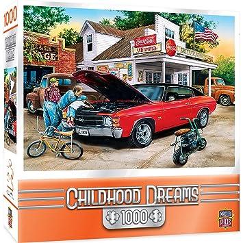 Amazon.com: MasterPieces - Sueños infantiles, Multicolor ...