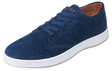 Men's Fortis Nubuck Leather Low Top Shoe