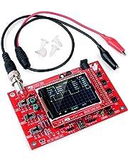"""JYE DSO 138 DIY KIT Open Source 2.4"""" TFT 1Msps Digital Oscilloscope Kit with Probe 13803K (Full Assembled)"""