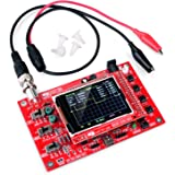 "Longruner DSO138 Open Source 2.4"" TFT Digital Oscilloscope Kit 1Msps with Probe Assembled vision (Welded)"