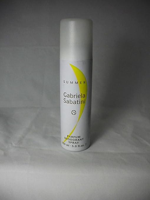 Buy Summer By Gabriela Sabatini For Women 51 Oz Perfumed Deodorant