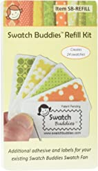 Swatch Buddies SBREFILL Fabric Fan Refill Kit