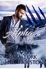 Alpha's Law (Mountain Wolves Book 1) Kindle Edition