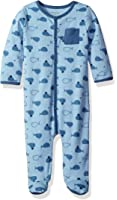 absorba Baby Boys Footie