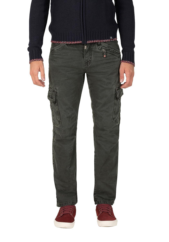 TALLA 31W / 30L. Timezone Regular Bentz Pantalones para Hombre