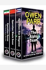 The Alpha Team: Volumes 1 - 3 Kindle Edition