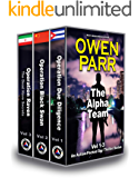 The Alpha Team: Volumes 1 - 3