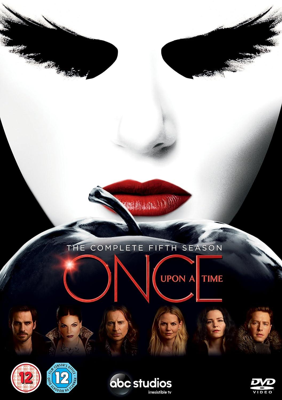 Once Upon a Time Season 5 [Italia] [DVD]