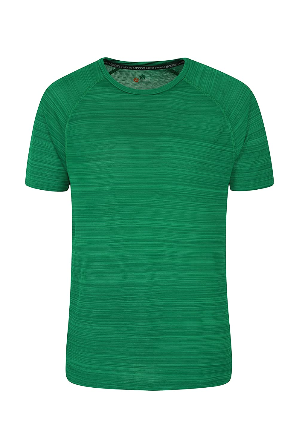 Mountain Warehouse Endurance Striped Mens T-Shirt - Summer Shirt