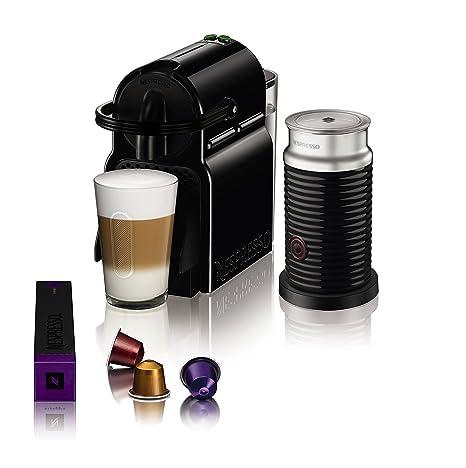Máquina de cápsulas de café Krups Nespresso Inissia, color ...