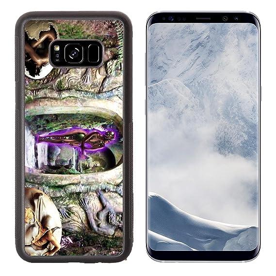 Amazon com: MSD Samsung Galaxy S8 Plus Aluminum Backplate Bumper