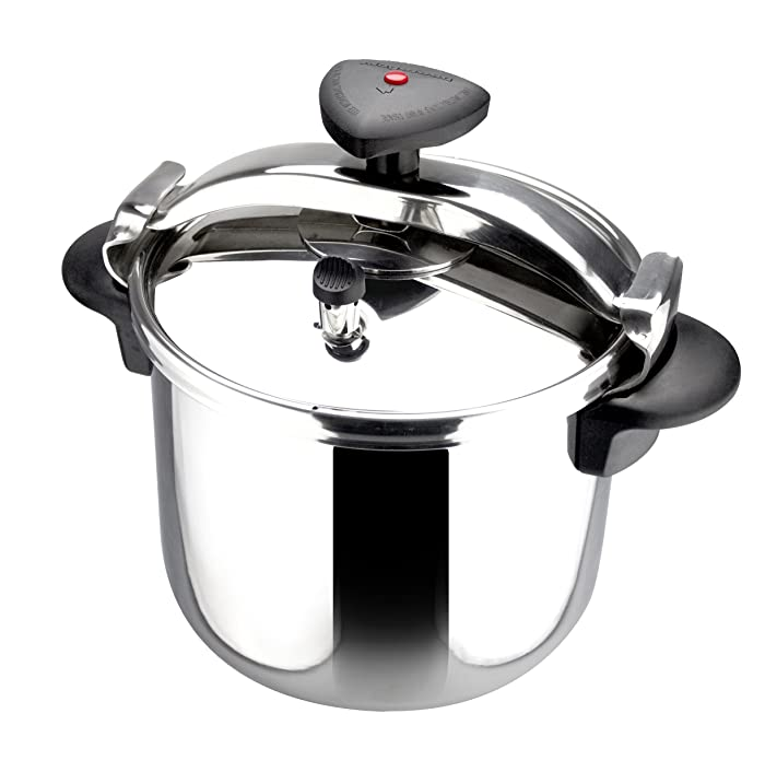 The Best Low Pressure Cooker Stainless Steel