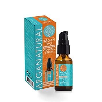 Arganatural Argan Vitamin C Face Serum