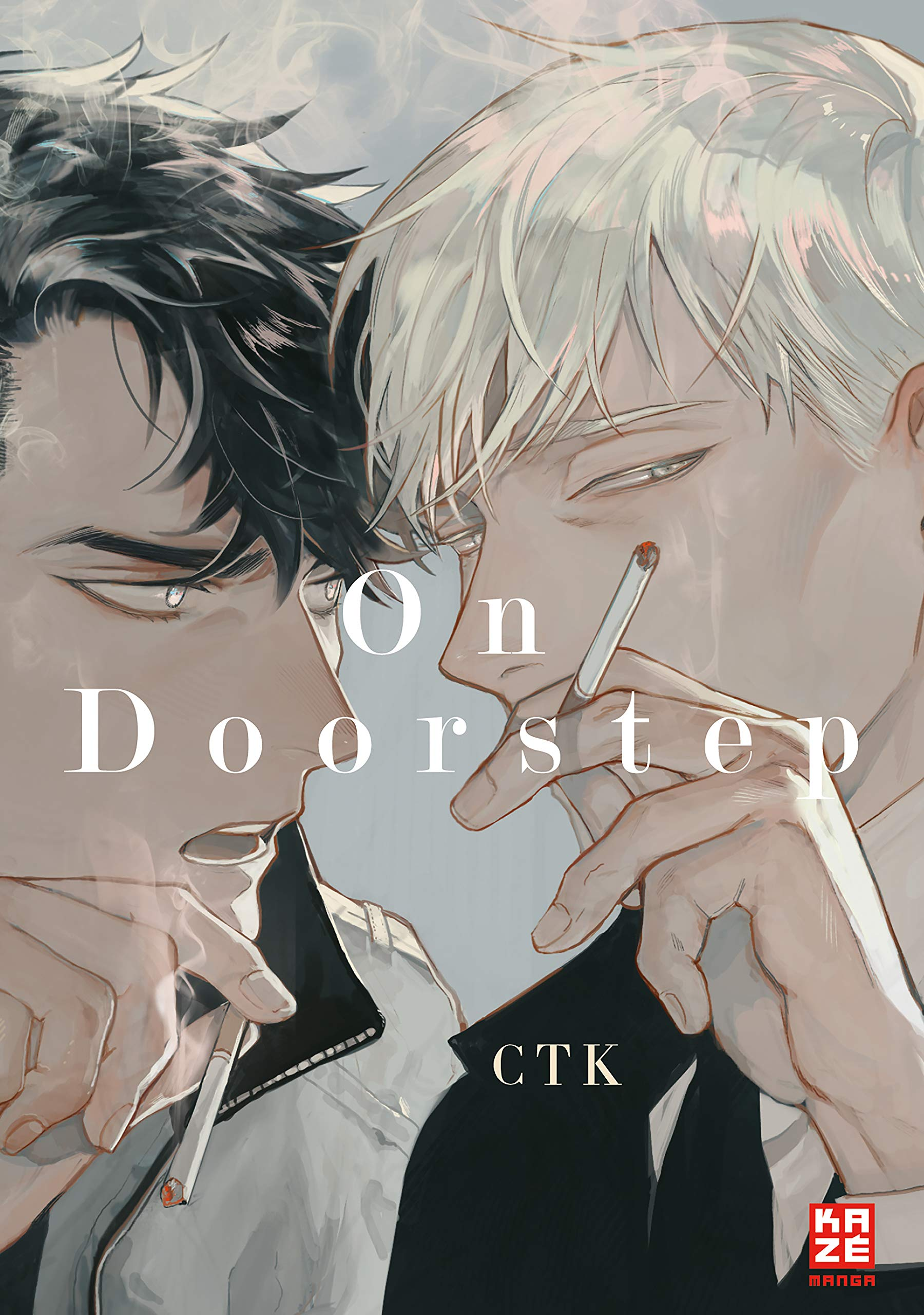 On Doorstep Taschenbuch – 2. November 2018 CTK KAZÉ Manga 2889215520 Comic / Graphic Novel