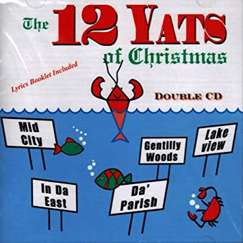 Benny Grunch And The Bunch The 12 Yats Of Christmas Amazon Com Music