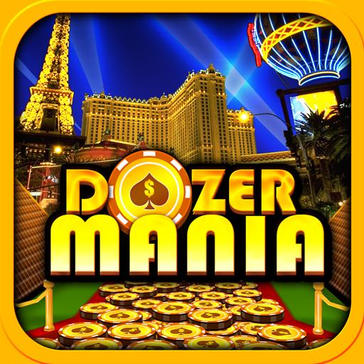 (Dozer Mania Coin Pusher World Tour - FREE Coins)