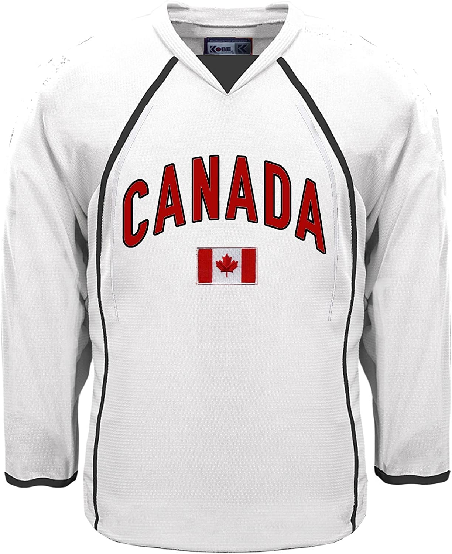 Canada MyCountry Fan Hockey Jersey Red