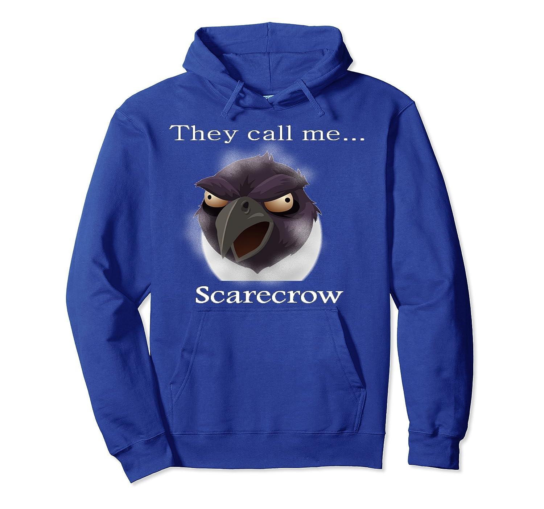 Winter Hawk Squawk Hoodie-ln