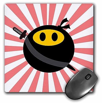 3dRose mp_123168_1 - Alfombrilla para ratón con cara ...