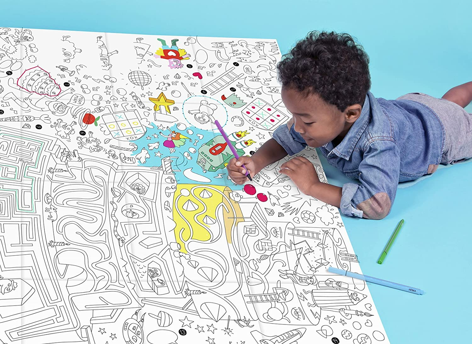The color-play coloring book moma - The Color-play Coloring Book Moma 79